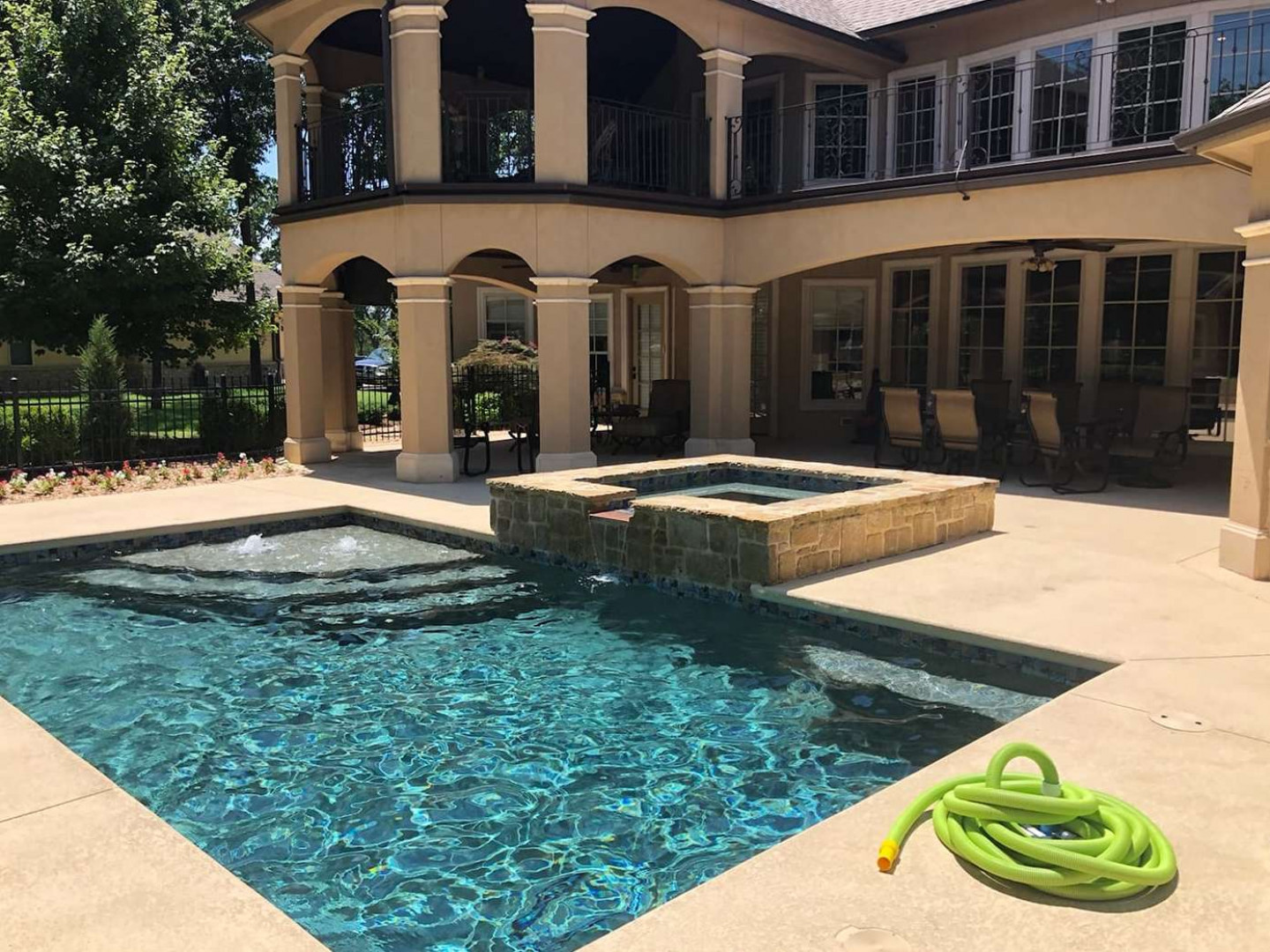 Spend Less Time Taking Care of Your Pool
